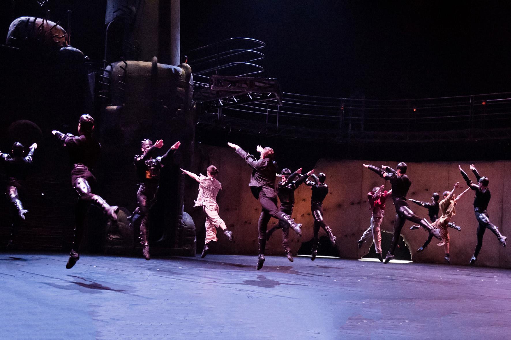 """Debutta il 12 settembre 2017 al Teatro Regio di Torino  """"ROMÉO ET JULIETTE"""" di ANGELIN PRELJOCAJ  SPETTACOLO DI INAUGURAZIONE DEL FESTIVAL TORINODANZA 2017"""